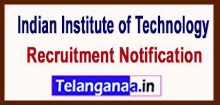 Indian Institute of Technology IIT Ropar Recruitment Notification 2017 Last Date 07-07-2017