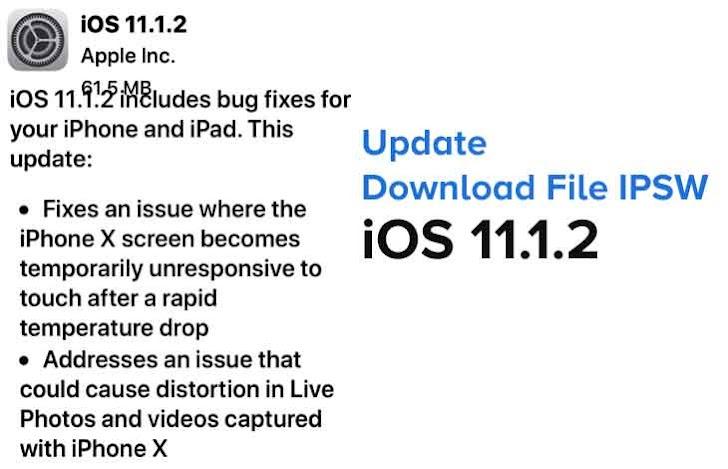 Apple Rilis Update IOS 1112 Perbaiki Bug Di IPhone X
