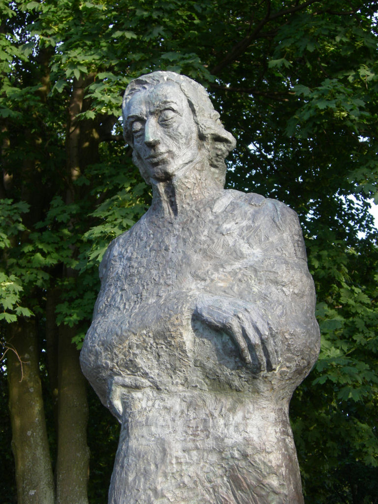Monument of Frédéric Chopin - Ustka, Poland