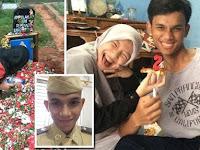 Salam Perpisahan Kekasih Korban STIP Ini Bikin Netizen Terharu, LDR-an Dunia Akhirat!