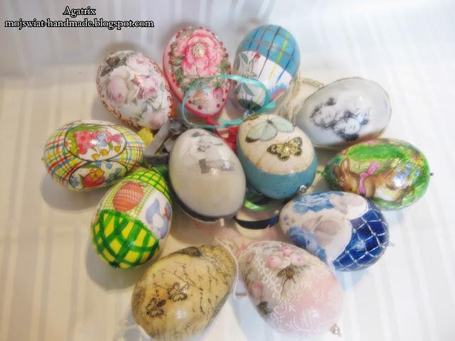 Wielkanocna Jaja po raz pierwszy