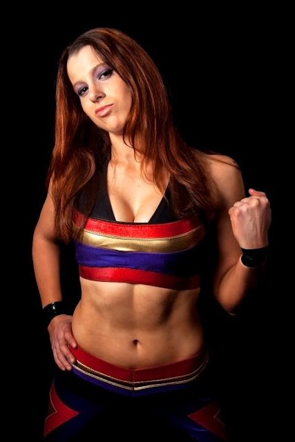Nicole Matthews - Womens Pro Wrestling