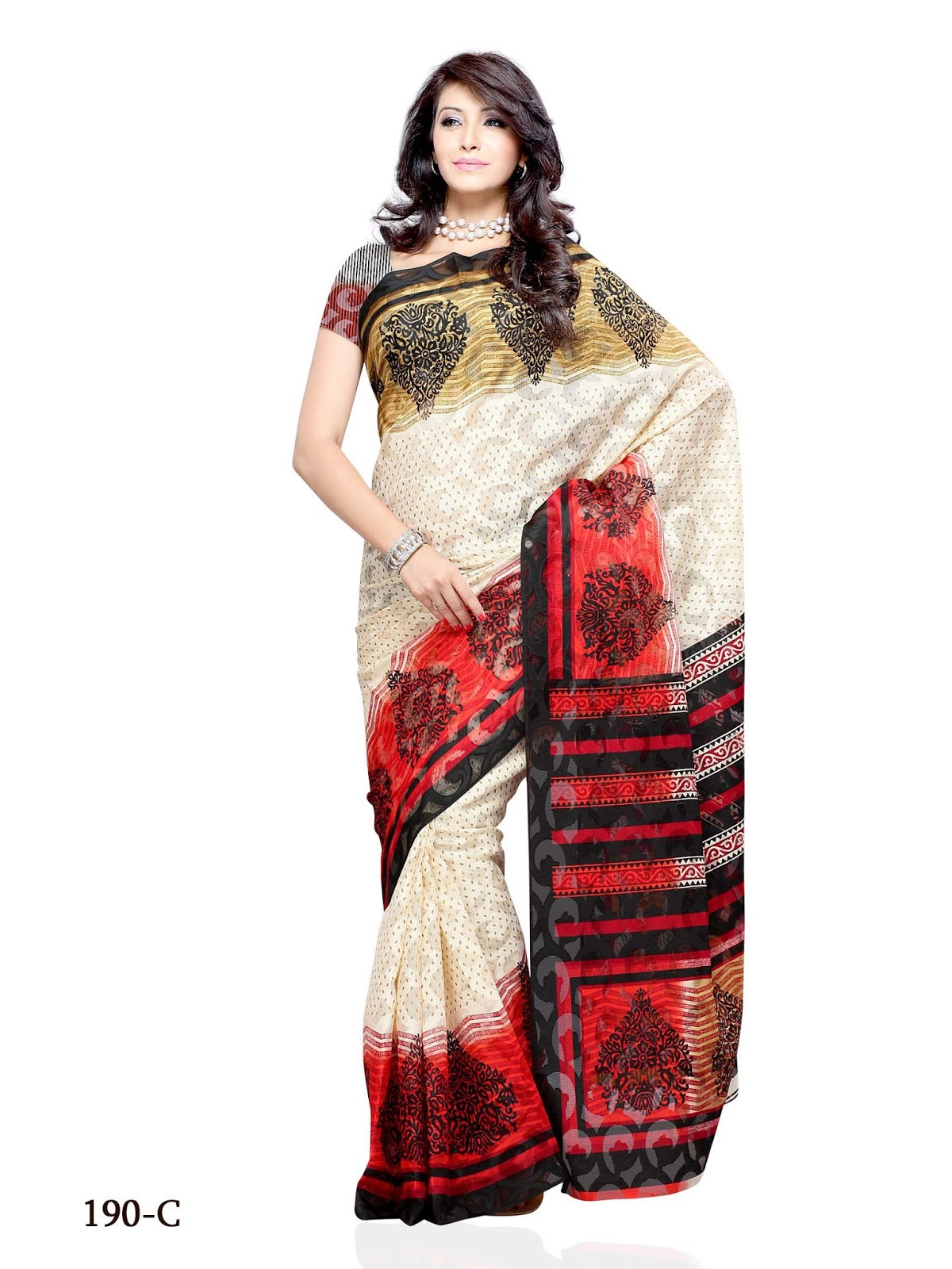Online Shop Rs Online Shopping Brasso Multi Color Saree Rs 1800