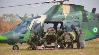 Labaran chikin kasa Nigeria :::  Mayakan Saman Najeriya Sun Rugurguza Sansanin Yan Bindigar Zamfara