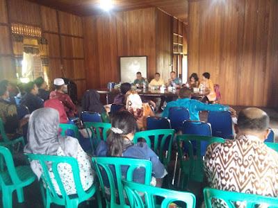 Rakorpem Kecamatan Medang Deras Terkesan Serimonial