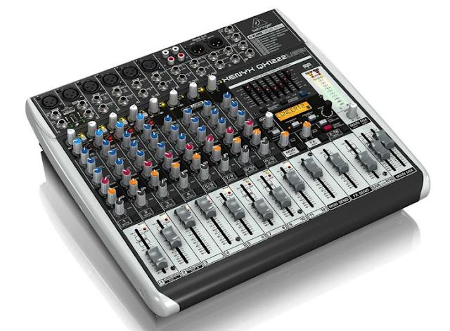 Cara setting MIxer Sound yang benar dan mudah