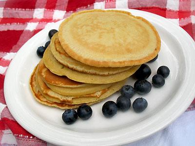besan pancakes