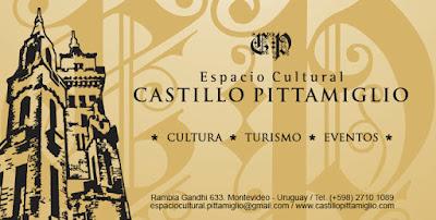 El Castillo Pittamiglio de Montevideo, Humberto Pittamiglio, Que lugar visitar en Montevideo, Que ver en Montevideo, Turismo en Montevideo,