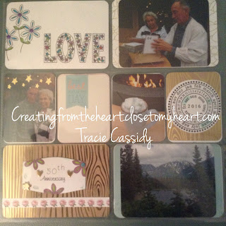 ctmh, pml, creating from the heart, stamp of the month