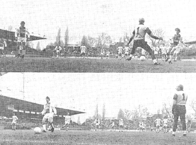 05 december 1982: Cruijff en Olsen, geniale 1-2 op elf meter