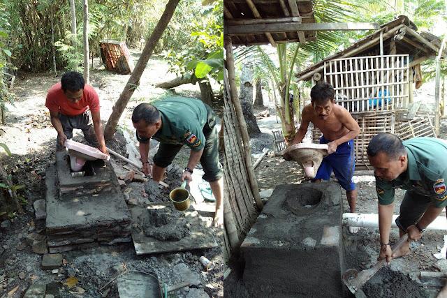 Jambanisasi : Program Kepedulian Koramil 07/Gajah  ke Masyarakat