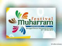 Beragam Suguhan Menarik di Festival Muharram 2016