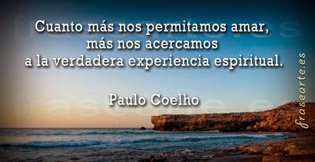 citas para amar de Paulo Coelho