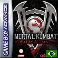 Mortal Kombat Deadly Alliance (BR)