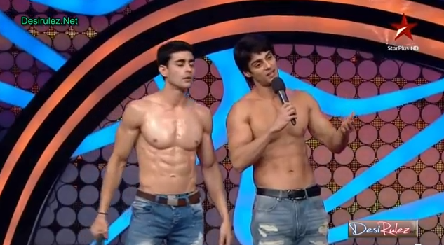 Dare to bare : Hot Indian TV Actors : Nishant Malkani