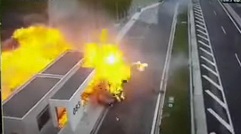 Με 320 χλμ/ώρα έτρεχε η Πόρσε του Γιώργου Βακάκη στο τραγικό δυστύχημα στην Αθηνών–Λαμίας! (Βίντεο)