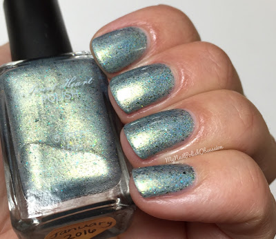 Sweet Heart Polish, Monthlies; January 2016