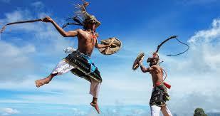Senjata Suku Dayak Yang Ditakuti Musuh Sepanjang Zaman