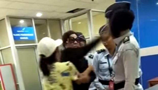Istri Pejabat Penampar Petugas Bandara Laporkan Korban ke Polisi