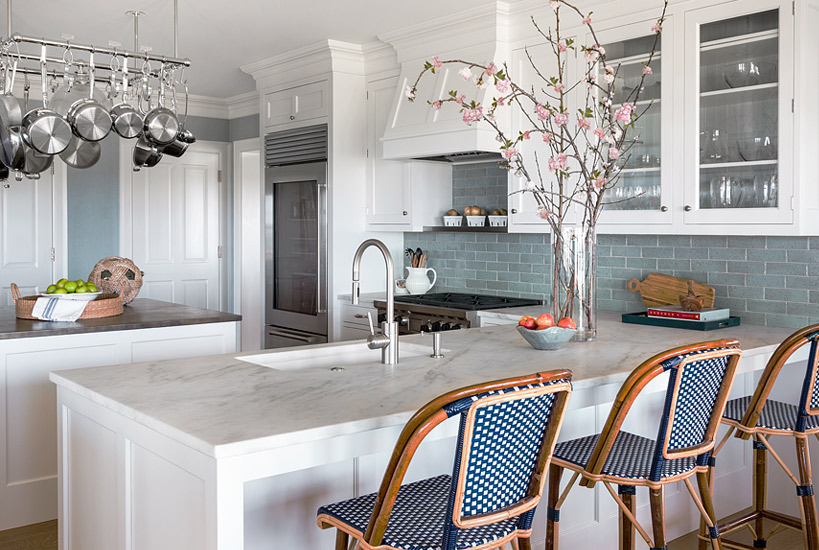 Classic Decor Inspiration} 10 Kitchens By Carrier And Company