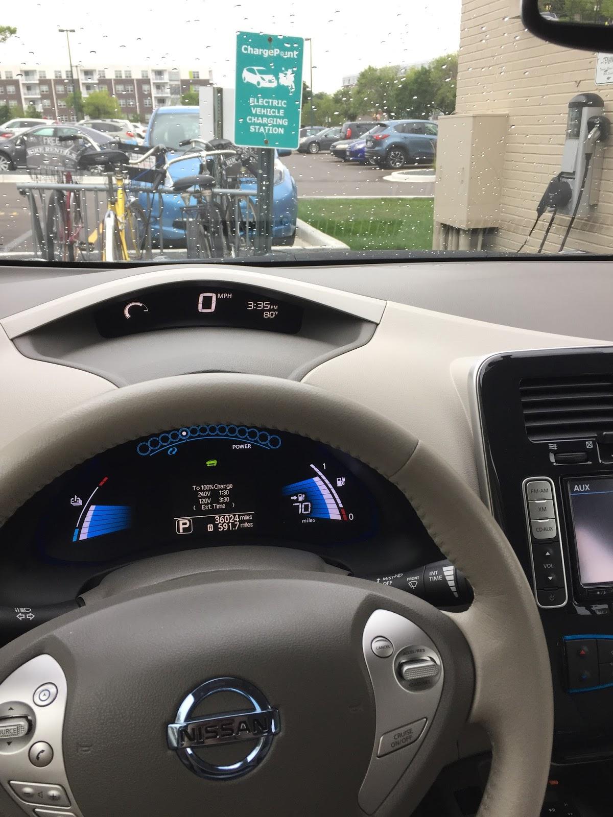 We Bought an Electric Car!   Mom's Radius