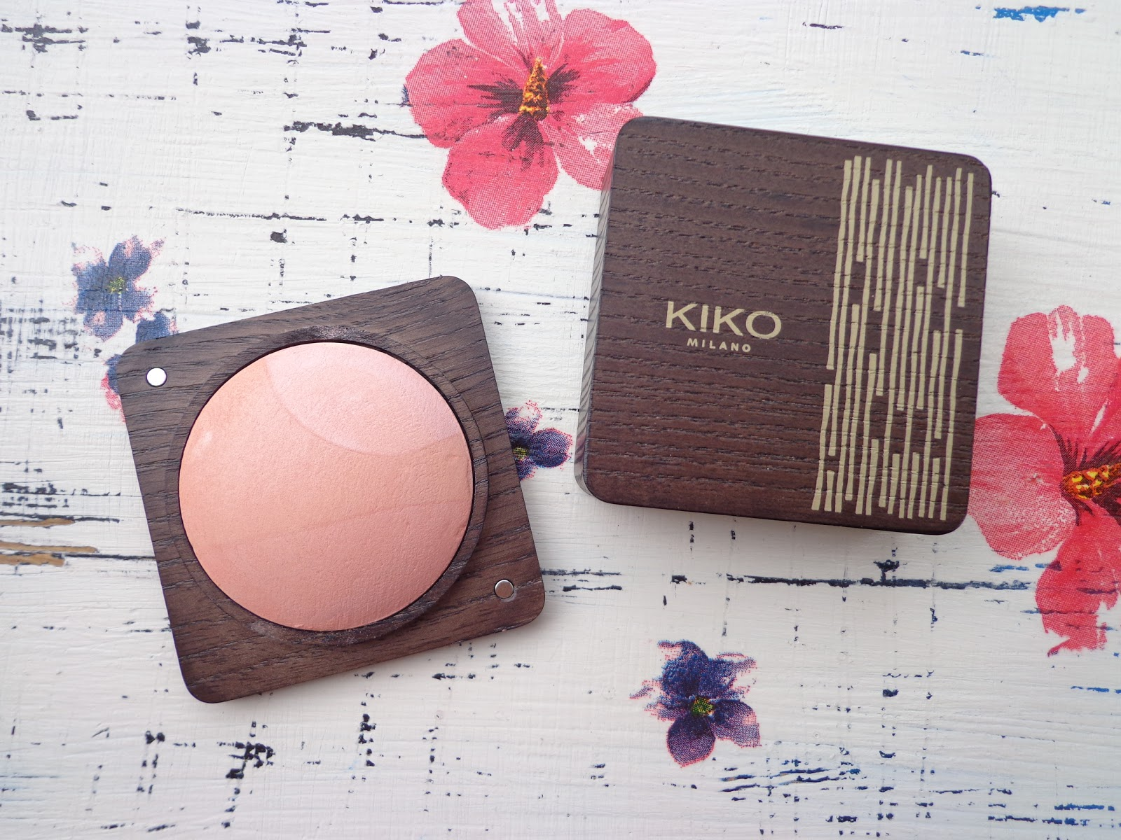 Kiko Tribal Soul Baked Blush