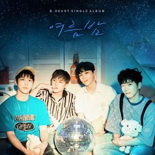 B.HEART - Summer Night (Feat. Eunji) Lyrics
