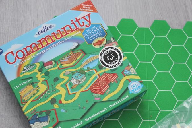 juego colaborativo para niños