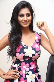 Model Shamili Latest Pictures in Floral Short Dress  0133.JPG