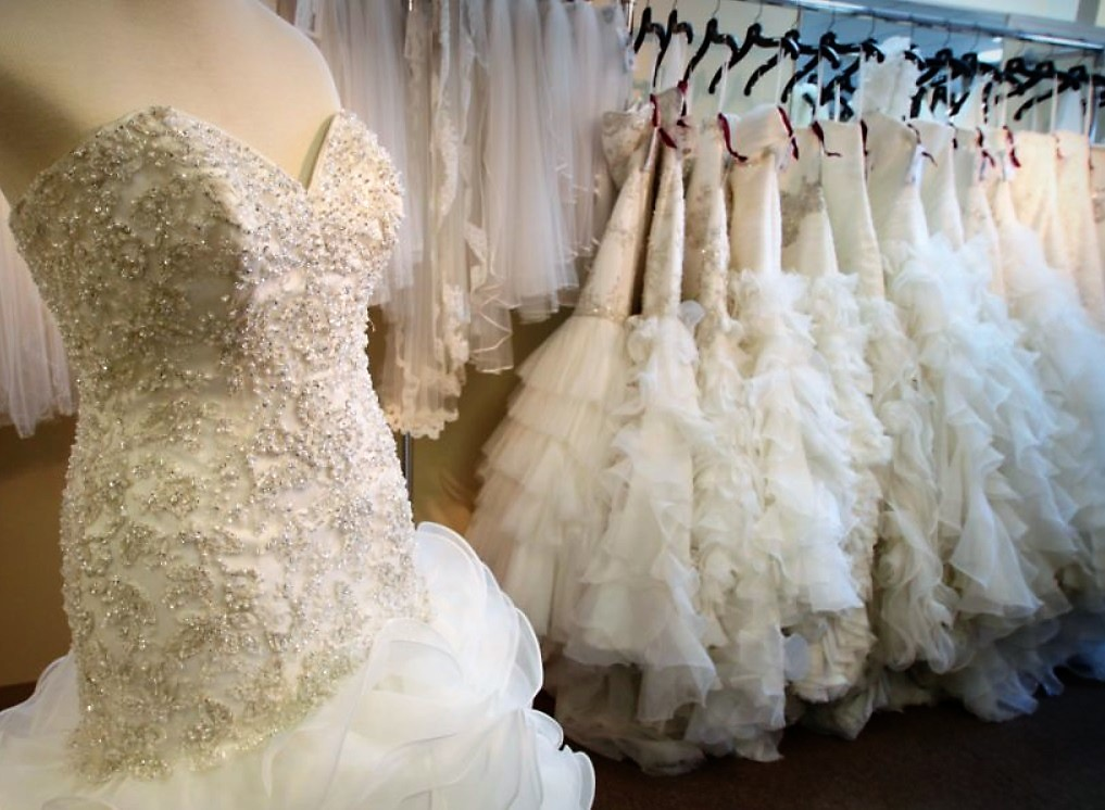 5366b562fff6 ... have every chance to find the wedding dress of your dreams. Here are a  few things to expect when you come into our store for your shopping  appointment.