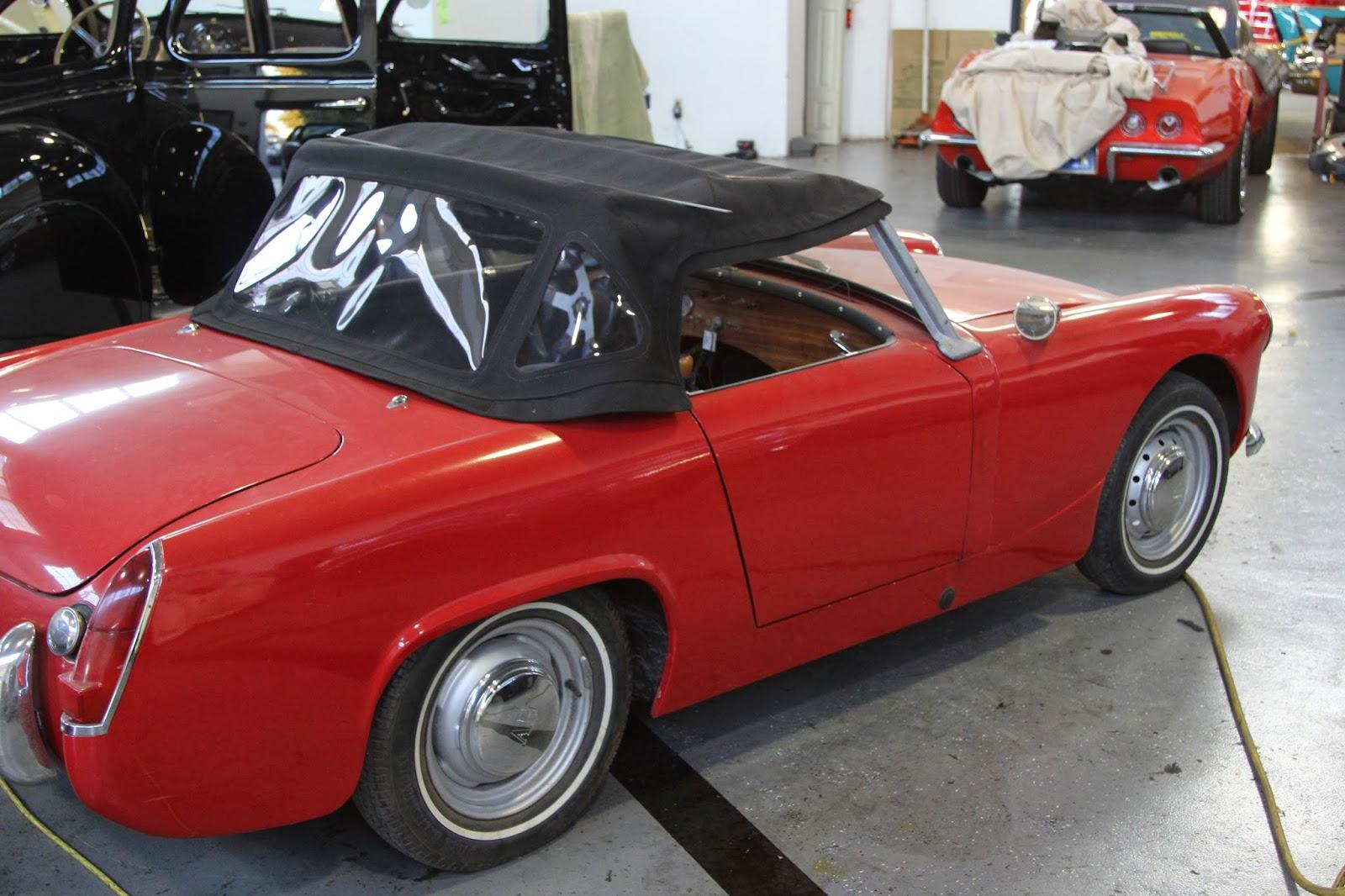 trunk lid grand new avanza all kijang innova vs crv cooks upholstery and classic restoration auto convertible