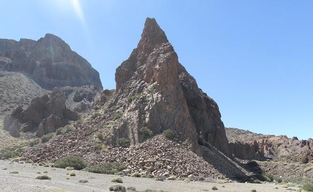 Mar a Cumbre - PR-TF-86 - Roque del Pino - Siete Cañadas - Tenerife - Islas Canarias