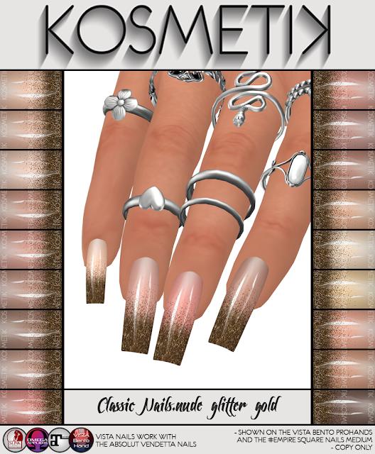 .kosmetik for E L I T E for Round 32