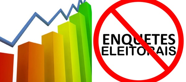 Realização de enquetes é proibida durante período eleitoral