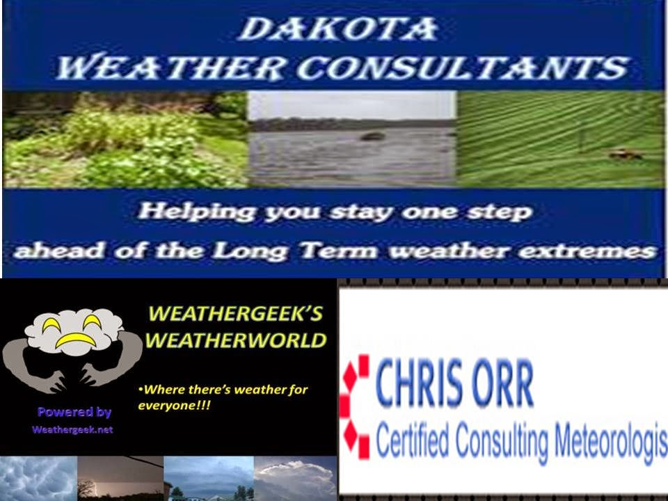 Weathergeeks Weatherworld and Dakota Weather Consultants