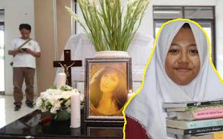 """SUBHANALLAH ! Melalui Kematian Yana Zein, Begitu Cepat Allah Buktikan """"Agama Warisan"""" Afi Tidak Benar"""