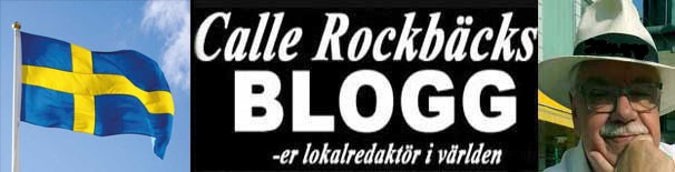 Calle Rockbäcks BLOGG
