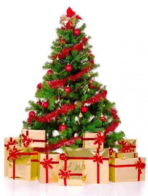 Dekorasi Pohon Natal Sederhana