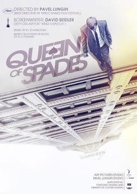 Queen Of Spades 2016 Custom HD Dual Latino 5.1