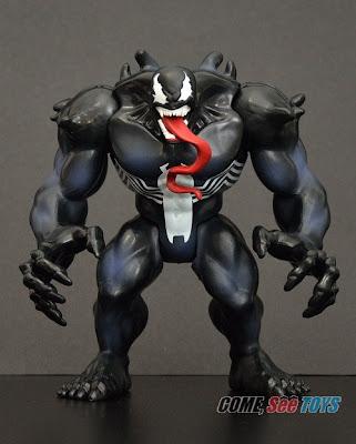 ultimate spider man venom toy - photo #8