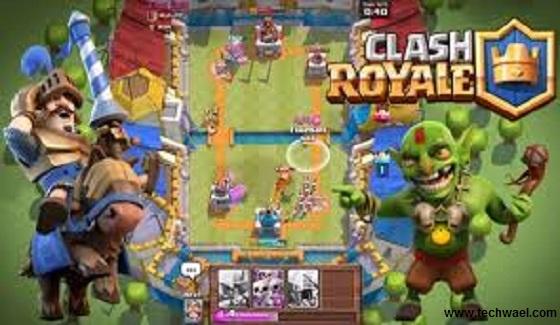 تنزيل لعبة Clash Royale | كلاش رويال