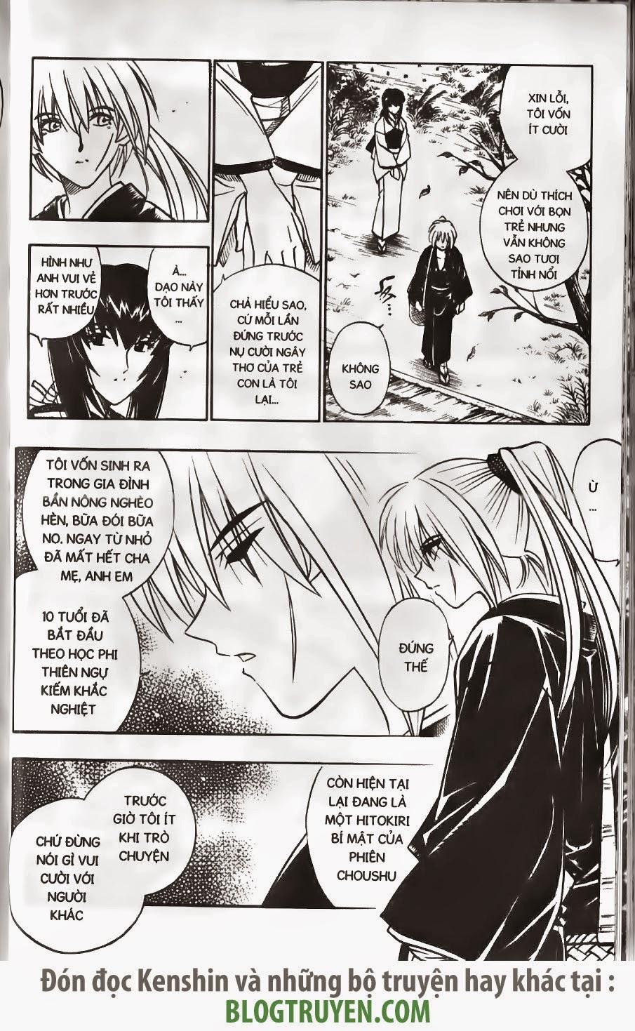 Rurouni Kenshin chap 172 trang 12