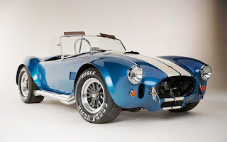 Shelby Cobra Sport Type Special Car