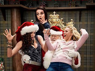 A Bad Moms Christmas Advance Screening (Charlotte, NC) Tickets #Giveaway