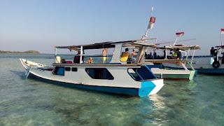 biro wisata untuk tour laut