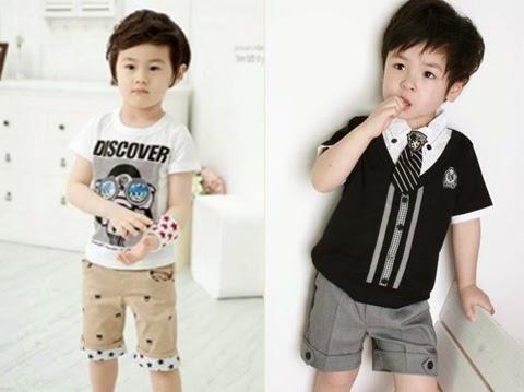 baju korea anak laki laki