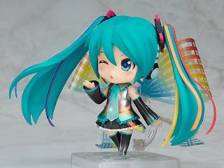 Nendoroid Miku Hatsune 10th Anniversary ver. - Good Smile Company
