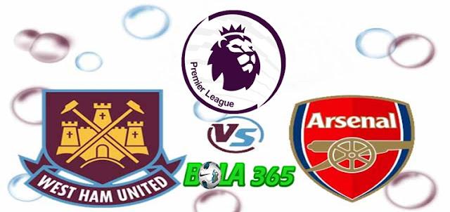 Prediksi West Ham United vs Arsenal 14 Desember 2017