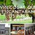 04 Vinícolas que encantaram os Pires no Sul do Brasil