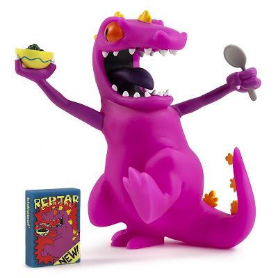 72c4c506f99 Kidrobot Purple Reptar